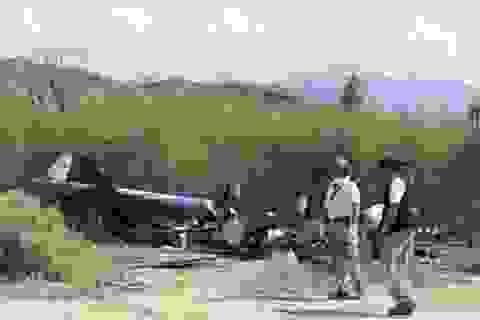 Đoàn làm phim bị tai nạn trực thăng ở Argentina về nước
