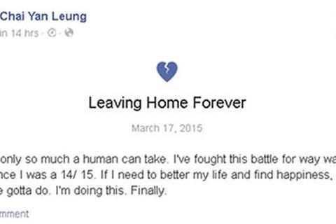 Trưởng Đặc khu Hong Kong trần tình về sóng gió gia đình