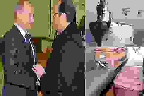 """""""Chồng Pháp-vợ Nga"""": Biểu tượng sóng gió trong quan hệ Matxcơva-Paris"""