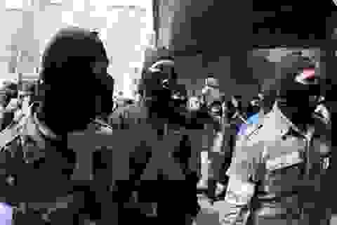 Lính tình nguyện Ukraine được điều động quay về thủ đô Kiev