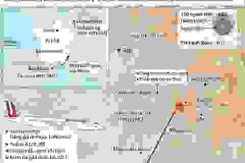 [Infographics] Toàn cảnh vụ tai nạn máy bay A320 của Germanwings