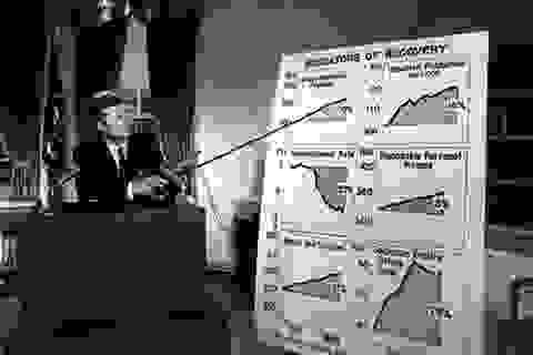 Cuộc tấn công của đồng đôla Mỹ - Kỳ 2: Kennedy bị các chủ ngân hàng ám sát?