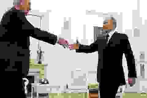 Tổng thống Nga Putin ký thỏa thuận liên minh với Nam Ossetia