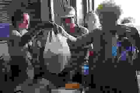 Ukraine kiệt quệ khi phương Tây ngừng cấp tiền