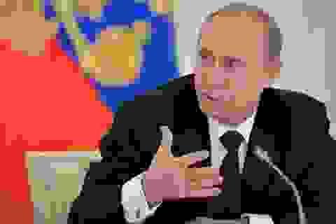Tổng thống Putin gọi việc xuyên tạc Thế chiến II là hèn hạ và phản bội