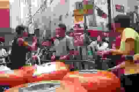 Cảnh sát Hong Kong sẽ hành động ở Mong Kok vào tuần tới