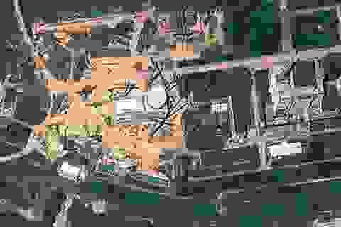 """""""Triều Tiên đang khởi động lại lò phản ứng hạt nhân Yongbyon"""""""