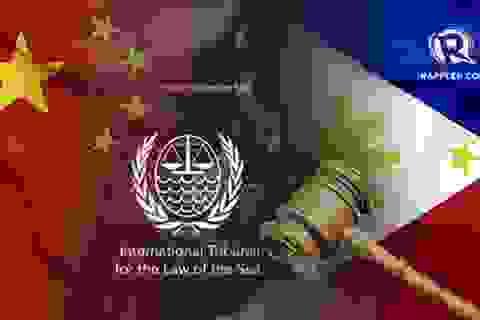 Biển Đông và cuộc chiến pháp lý giữa Trung Quốc - Philippines năm 2015
