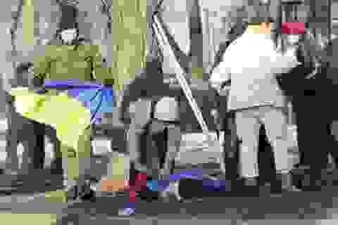 Ukraine tố nghi phạm vụ đánh bom Kharkov nhận vũ khí từ Nga
