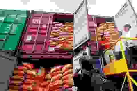Tàu Việt Nam bị bắt giữ ở Philiipnes vì nghi ngờ chở gạo lậu