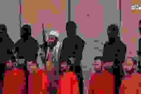 IS đã hành quyết 165 vụ, giết hại hơn 11.600 dân thường