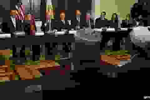 Tổng thống Obama tuyên bố phải bác bỏ luận điệu xuyên tạc của IS