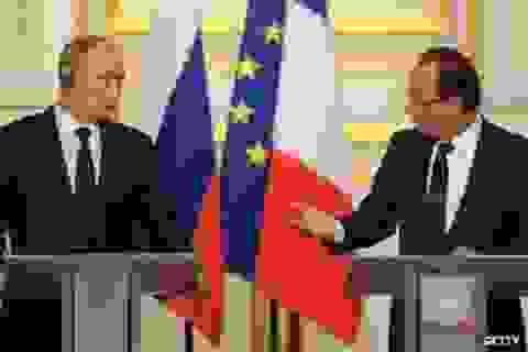 Tổng thống Pháp: Vẫn chưa đủ điều kiện bàn giao tàu Mistral cho Nga