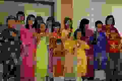 """""""Phong tục Tết Việt Nam - Indonesia có nhiều tương đồng"""""""