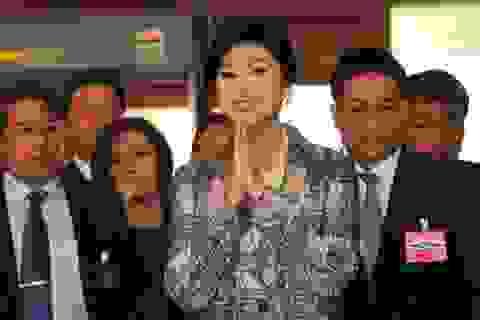 Cựu Thủ tướng Thái Lan Yingluck Shinawatra bị buộc tội