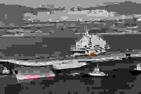 Trung Quốc âm mưu đóng thêm 3 tàu sân bay để điều ra Biển Đông
