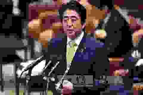 Thủ tướng Nhật muốn sửa Hiến pháp Hòa bình vào năm 2016?