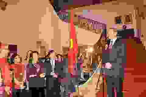 Cộng đồng Việt tại Bỉ và Luxembourg mừng Xuân Ất Mùi