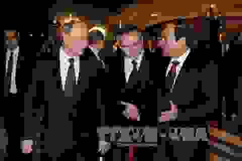 """Điều gì đẩy các nước """"Mùa xuân Arập"""" tiến gần tới Nga"""