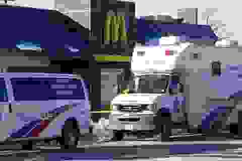 Canada: Xả súng tại cửa hàng McDonald, 2 người thiệt mạng