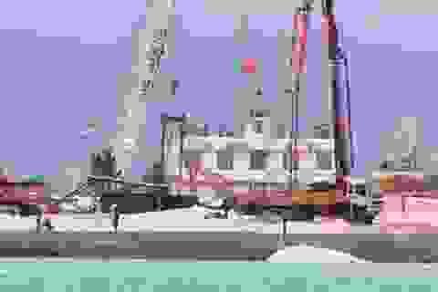 Trung Quốc hung hăng hơn vì tham vọng cường quốc biển
