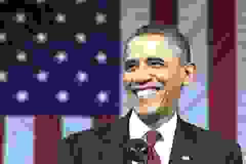 Ông Obama là lãnh đạo được yêu thích nhất trên Facebook