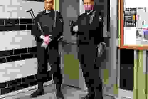 Nga phạt 15 năm tù giam với một cảnh sát làm gián điệp cho Mỹ
