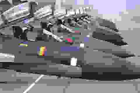 Trung Quốc tăng ngân sách quốc phòng chủ yếu để sắm vũ khí mới