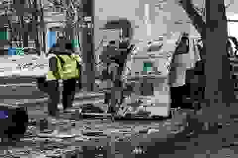 Ukraine phát giác một nhóm hoạt động khủng bố tại Kharkov