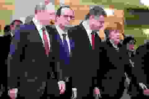 Vì sao EU níu kéo thỏa thuận Minsk với Nga?