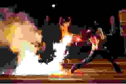 Mỹ: Nổ súng, cướp bóc gần khu vực biểu tình tại Ferguson