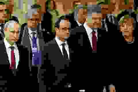 Một năm sau khủng hoảng: Nga, phương Tây còn cửa ngỏ