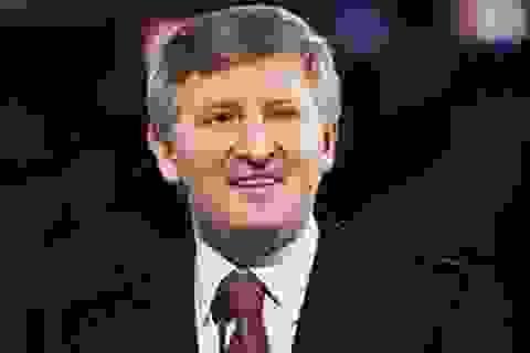 """Tiết lộ mới: Tài phiệt giàu nhất Ukraine """"bắt tay"""" quân ly khai"""