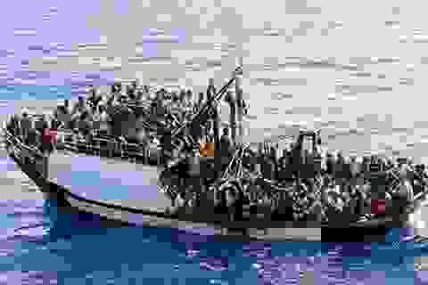 Italy cứu 1.500 người nhập cư gặp nạn trên biển Địa Trung Hải