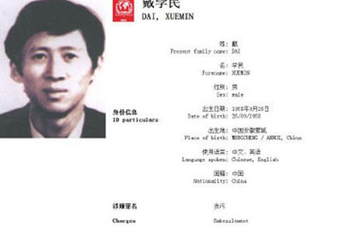 Dùng hộ chiếu giả về nước, quan tham Trung Quốc sa lưới