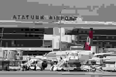 Máy bay chở khách Thổ Nhĩ Kỳ phải hạ cánh khẩn ở sân bay Đức