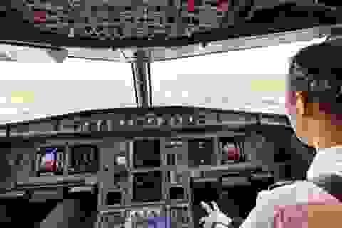 Xúc động tâm thư hành khách gửi các phi công