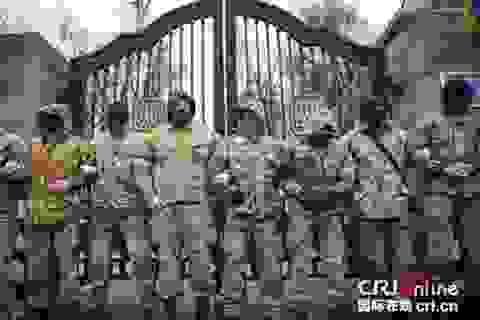 Kiev diệt tham nhũng, nội loạn sẽ bùng phát?