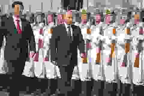 Liên minh chiến lược Trung-Nga làm khó Obama