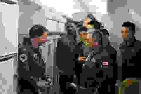 Mỹ duy trì cảnh giác khi Trung Quốc bồi đắp trên Biển Đông