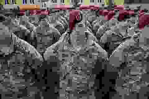 Ukraina: Quân đội nước ngoài là ai?
