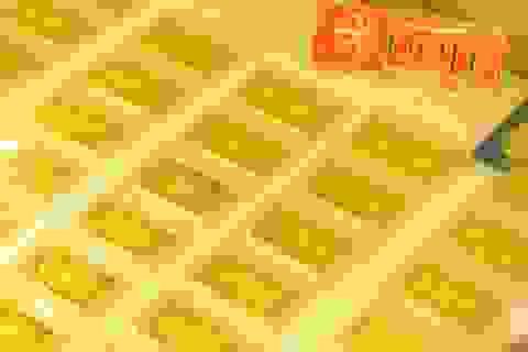 Vàng SJC đang cao hơn giá thế giới 3,3 triệu đồng/lượng