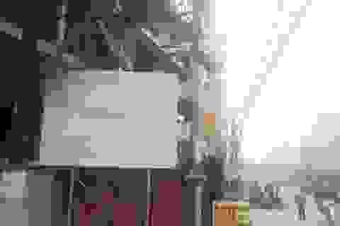 """Quận Thanh Xuân hồi âm vụ công trình có dấu hiệu """"xâm lấn"""" chỉ giới"""