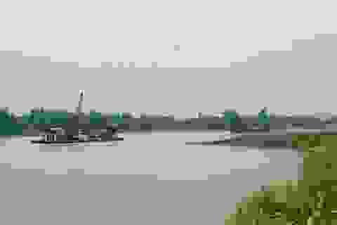 Phú Thọ: Lộ diện nhiều bất cập trong việc quản lý khai thác cát trên sông Lô