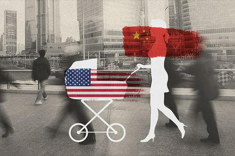 """Mỹ truy quét đường dây """"du lịch hộ sinh"""" từ Trung Quốc"""