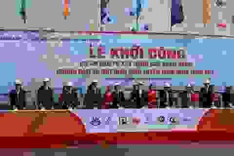 Khởi công dự án Cầu Bạch Đằng nối thông tuyến cao tốc Hạ Long - Hải Phòng - Hà Nội