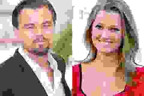 """Leonardo DiCaprio """"đá"""" bạn gái siêu mẫu trẻ đẹp"""
