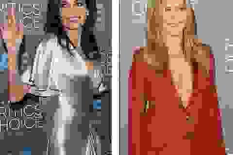 Jennifer Aniston khen ngợi Angelina Jolie