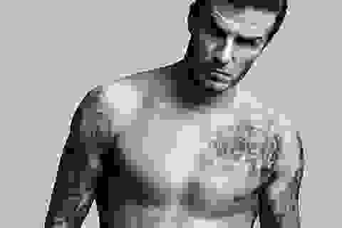David Beckham hào hứng đi tập sau khi bị con gái chê…béo