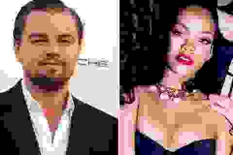 Hollywood xôn xao về việc Leonardo DiCaprio hò hẹn với Rihanna